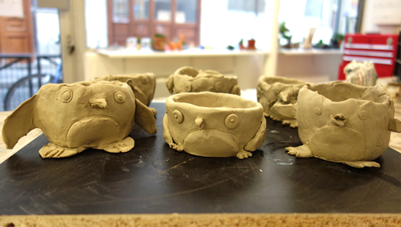 cours de poterie enfant paris