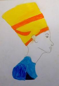 cours de dessin enfants_egypte romane