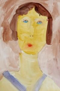 cours de dessin enfants-paris11-portrait