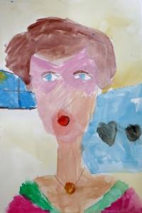 cours dessin enfants-paris11-pastel_julia 7ans