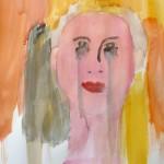 cours peinture enfants-paris11-portrait olga picasso_janis ans