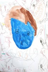 cours peinture enfants-paris11-portrait_Ariel