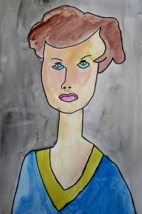 cours peinture enfants-paris11-portrait_janis ans
