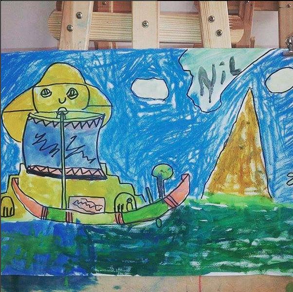 arts plastiques enfant_histoire de l art 1