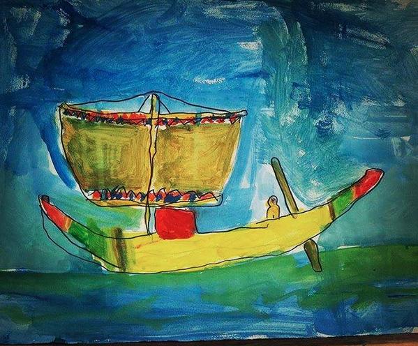 arts plastiques enfant_histoire de l art