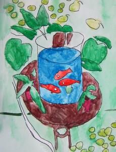 cours dessin peinture enfant 75011_Lou Matisse